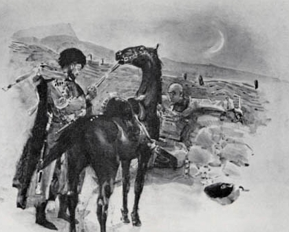 Lermontov: The Caucasus in Russian Literary Imagination (part III)